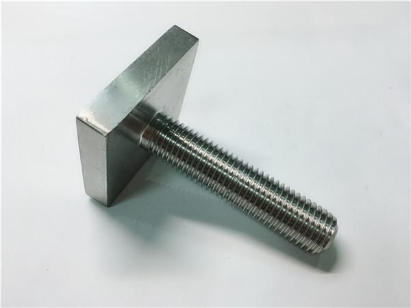 ファスナー321.347。 316ti。 317l.724l.725lnステンレス鋼DIN127スプリングワッシャー