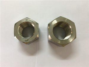 No.111-製造ニッケル合金A453660 1.4980六角ナット