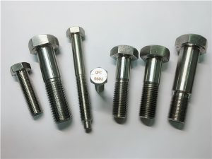 No.25-インコロイA286六角ボルト1.4980 A286ファスナーGH2132ステンレス鋼ハードウェア小ねじ固定