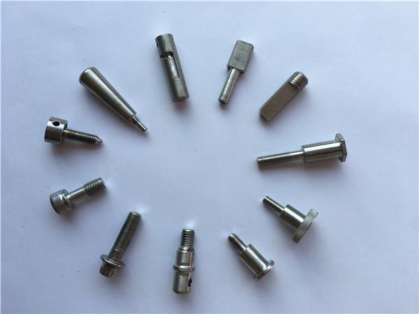 工場供給CNCの回転部品のチタニウムの合金の部品