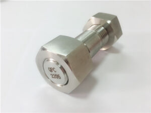 No.75-高品質デュプレックス2205ステンレス鋼スタッドボルト