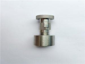No.95-SS304、316L、317L SS410丸ナット付きキャリッジボルト、非標準ファスナー