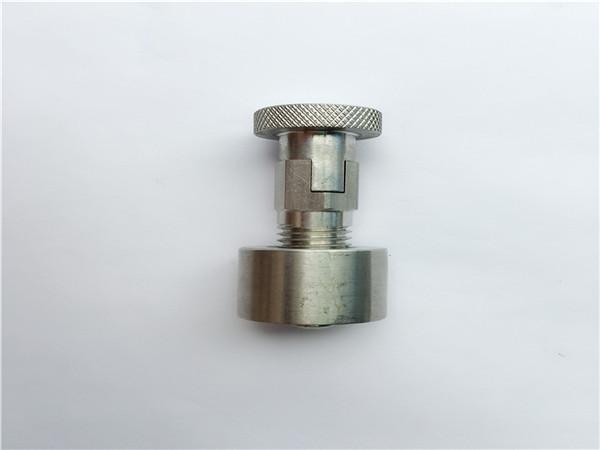 SS304、316L、317L、SS410丸ナット付きキャリッジボルト、非標準ファスナー