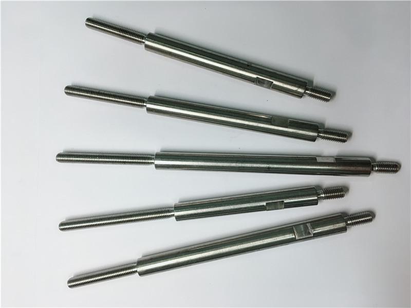 CNC精密加工ステンレス鋼製ねじ部品