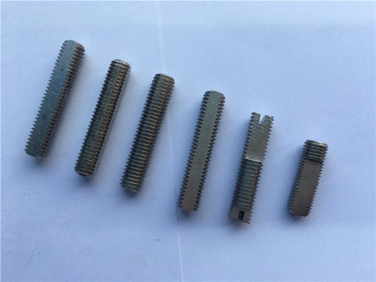 中国のステンレス製の優れた品質のフルスレッドチタン溶接ボルト