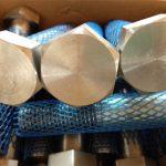 大量供給のメカニカルファスナー高強度の重い六角ボルトとナット